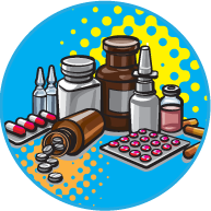 featured medications icon