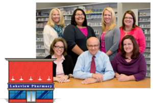 Lakeview Pharmacy Team