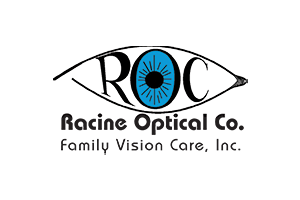 racine optical logo