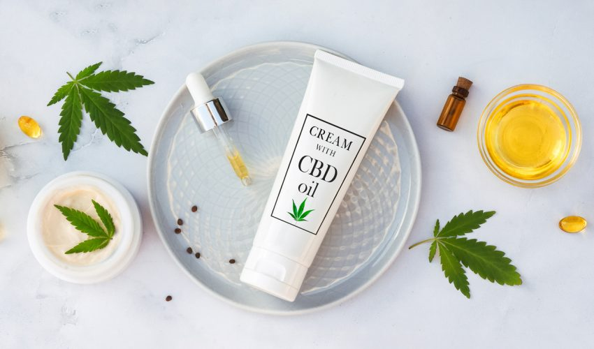 cbd for skin care